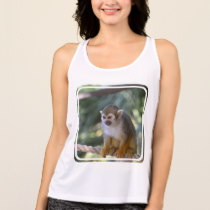 Amazing Squirrel Monkey Tank Top