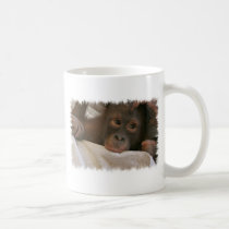 Baby Chimp Coffee Mug