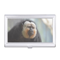 Saki Monkey Business Card Case