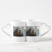 Saki Monkey Coffee Mug Set