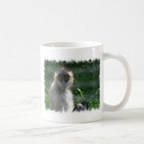 Spider Monkey  Coffee Mug