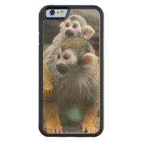 squirrel-monkey-29.jpg carved maple iPhone 6 bumper case